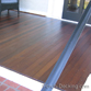 exotic hardwood porch