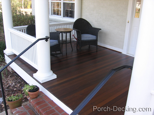 Ipe Porch Decking Prices