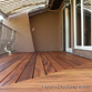 tigerwood porch deck